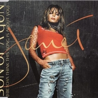 Son of a gun (I betcha think this song is about you) (5 vers.) - JANET JACKSON