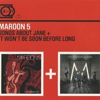 Songs about jane + It won't be soon before long - MAROON 5