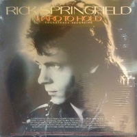 Hard to hold (o.s.t.) - RICK SPRINGFIELD