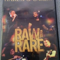 Raw and rare (live at Firefest IV+1994 Moodswings tour) - HAREM SCAREM