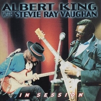 In session - ALBERT KING \ STEVIE RAY VAUGHAN