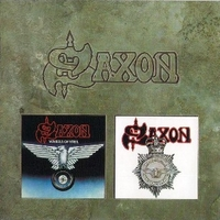 Wheels of steel + Strong arm of the law - SAXON