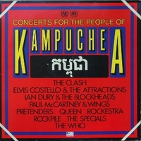 Concerts for the people of Kampuchea - VARIOUS