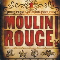 Moulin rouge (o.s.t.) - DAVID BOWIE \ Nicole Kidman \ Beck \ Christina Aguilera \ various