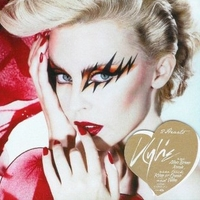 2 hearts (3 tracks+1 video track) - KYLIE MINOGUE