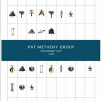 Imaginary day live - PAT METHENY