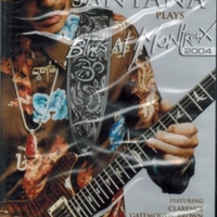 Carlos Santana plays blues at Montreux 2004 - SANTANA
