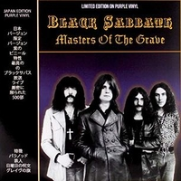 Masters of the grave - BLACK SABBATH