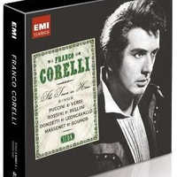 The tenor as hero - Sings Puccini, Verdi, Rossini, Bellini, Donizetti, Leoncavallo, Massenet, Gounoud - FRANCO CORELLI