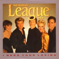 I need your loving (ext.vers.) - HUMAN LEAGUE