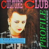 Profile (game disc, not playable record) - CULTURE CLUB