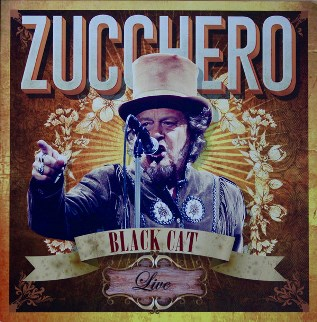 Black cat live - ZUCCHERO