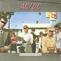 Dirty deeds done dirty cheap - AC/DC