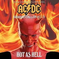 Hot as hell-Broadcasting live 1977-'79 - AC/DC