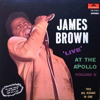 Live at the Apollo volume II - JAMES BROWN