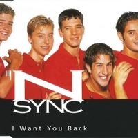I want you back (4 vers.) - NSYNC