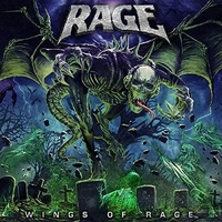 Wings of rage - RAGE