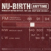 Anytime (6 vers.) - NU-BIRTH