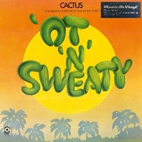 Ot'n'sweaty - On stage in Puerto Rico and in studio - CACTUS