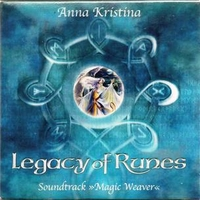 Legacy of runes - Magic weaver (o.s.t.) (3 tracks) - ANNA KRISTINA