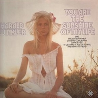 You are the sunshine of my life - HARALD WINKLER \ Norman Candler orchestra