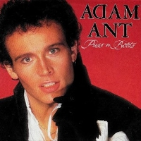 Puss'n boots \ Kiss the drummer - ADAM ANT