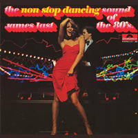 The non stop dancing sound of the 80's - JAMES LAST