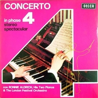 Concerto in phase 4 - RONNIE ALDRICH
