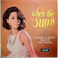 Where the sun is - RONNIE ALDRICH