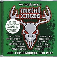 We wish you a metal Xmas and a headbanging new year - VARIOUS