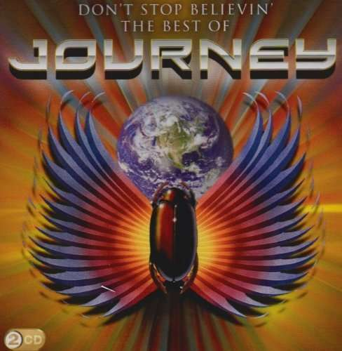 Don't stop believin'-The best of Journey - JOURNEY