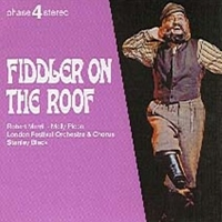 Music from Fiddler on the roof - STANLEY BLACK \ London Festival orchestra