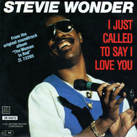 I just called to say I love you (vocal + instrumental) - STEVIE WONDER