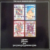 I robot + Pyramid + Eve + The turn of a friendly card - ALAN PARSONS PROJECT