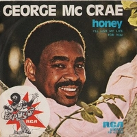 Honey (I'll live my life for you) \ It's been so long - GEORGE McCRAE
