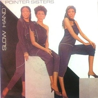 Slow hand \ Holdin' out for love - POINTER SISTERS
