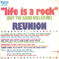 Life is a rock \ Are you ready to… - REUNION