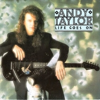 Life goes on \ I might lie - ANDY TAYLOR