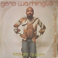 Boogie queen \ Why did you go away - GENO WASHINGTON