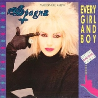 Every girl and boy (special bang-bang remix) - SPAGNA