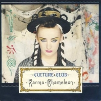 Karma chameleon \ That's the way - CULTURE CLUB