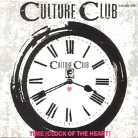 Time (clock of the heart) \ Wild boys can't… - CULTURE CLUB
