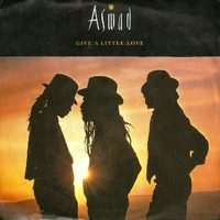 Give a little love \ Gimme the dub - ASWAD