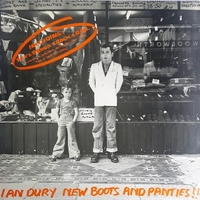New boots and painties!! - IAN DURY