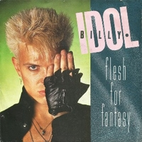 Flesh for fantasy \ Blue highway - BILLY IDOL