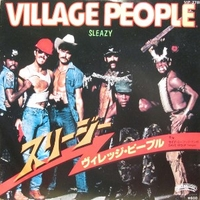 Sleazy / Save me (up tempo) - VILLAGE PEOPLE