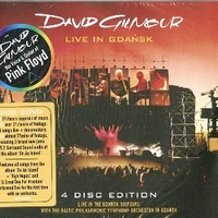 Live in Gdansk (special edition) - DAVID GILMOUR