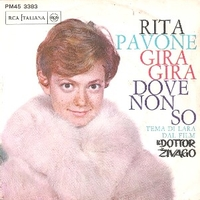 Gira gira \ Dove non so - RITA PAVONE