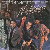 Nightshift \ I keep running - COMMODORES