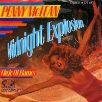 Midnight explosion \ Circle of flames - PENNY McLEAN